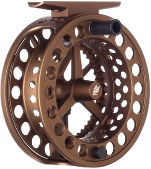 <font color=red>On Sale - Clearance</font><br>Sage Click Fly Reels - Bronze (Prior Model)