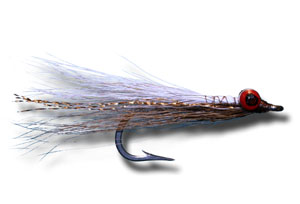 Clouser Deep Minnow - Golden Shiner