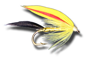 Colonel Fuller Wet fly