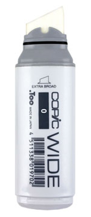 Copic Extra Wide Empty Marker