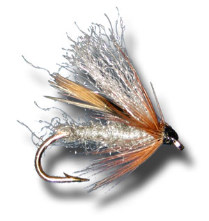 Diving Caddis - Gray