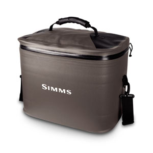 <font color=red>On Sale - Clearance</font><br>Simms Dry Creek Boat Bag - Medium - Sterling