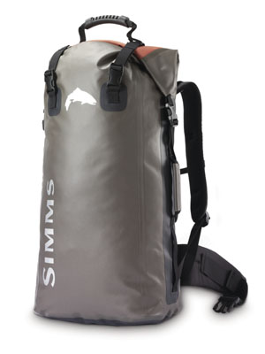 <font color=red>On Sale - Clearance</font><br>Simms Dry Creek Guide Backpack - Sterling