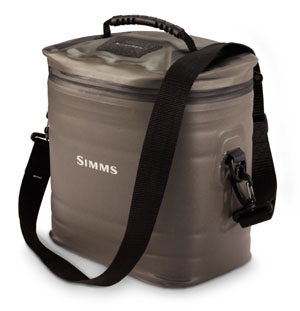 <font color=red>On Sale - Clearance</font><br>Simms Dry Creek Boat Bag - Small - Sterling