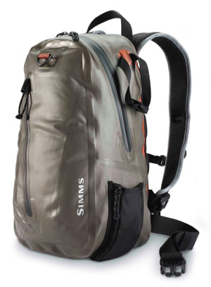 <font color=red>On Sale - Clearance</font><br>Simms Dry Creek Day Pack - Sterling