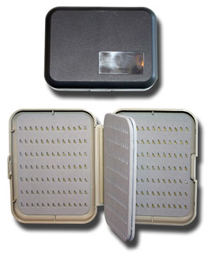 ASG Design EasyGrip Fly Box w/ Swing Leaf - AS60