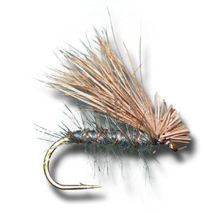 Elk Hair Caddis - Gray