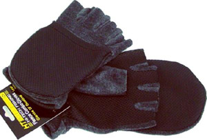 Polar Fleece Combo Glove
