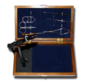 Fireside Fly Tying Tool Kit
