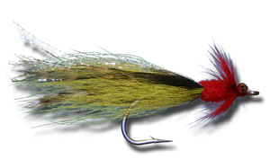 Flash Tail Whistler - Red & Yellow