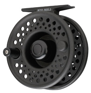 <font color=red>On Sale - 25% Off</font><br>Ross Flycast - Black - #3 - Spare Spool