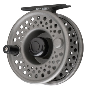 <font color=red>On Sale - 25% Off</font><br>Ross Flycast - Grey - #1 - Spare Spool