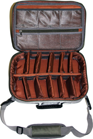 Fly Shack Hardside Reel and Gear Case