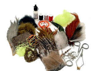 Fly Tying Starter Kit