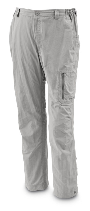 <font color=red>On Sale - Clearance</font><br>Simms Flyte Pant - Cement