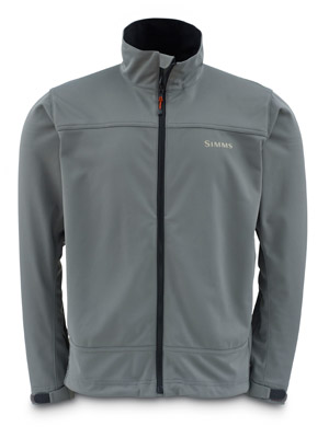 <font color=red>On Sale - Clearance</font><br>Simms Flyte Jacket - Gunmetal