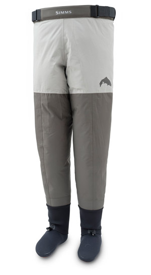 <font color=red>On Sale - Clearance</font><br>Simms Freestone Pant Wader - Mineral