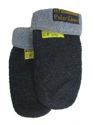 Eskimo Polar Mitts - Black