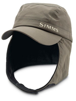 <font color=red>On Sale - Clearance</font><br>Simms Gore-Tex ExStream Hat - Black Olive