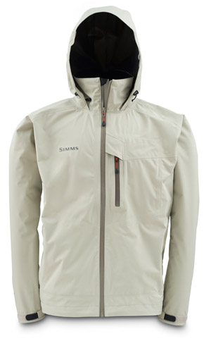 <font color=red>On Sale - Clearance</font><br>Simms GORE-TEX Paclite Jacket - Khaki