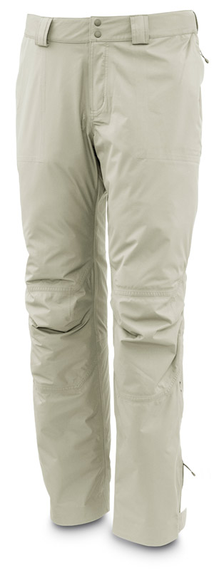 <font color=red>On Sale - Clearance</font><br>Simms Gore-Tex Paclite Pant - Khaki