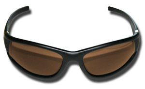 Fly Shack GP-02 Polarized Sunglasses - Amber