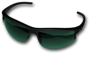 Fly Shack GP-01 Polarized Sunglasses - Green
