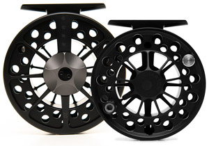 Lamson Guru Reel - Black - Limited Edition