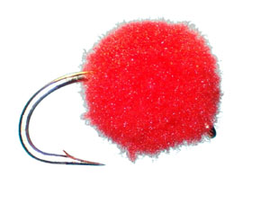 Glo Bug Egg - Red
