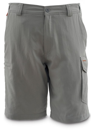 <font color=red>On Sale - Clearance</font><br>Simms Guide Short - Pewter
