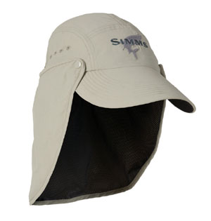 Simms Sunshield Hat - Tan