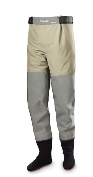 <font color=red>On Sale - Clearance</font><br>Simms Headwaters Pant Waders - Sage
