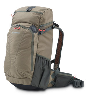 <font color=red>On Sale - Clearance</font><br>Simms Headwaters Day Pack - Dk Elkhorn