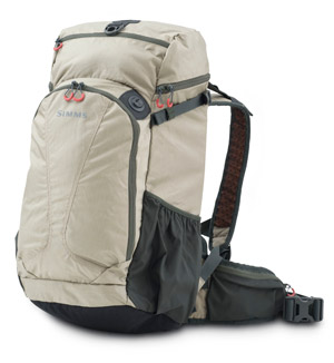 <font color=red>On Sale - Clearance</font><br>Simms Headwaters Day Pack - Sand