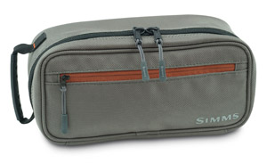 Simms Headwaters Four Reel Case - Dk Elkhorn