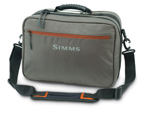 Simms Headwaters Reel Briefcase - Dk Elkhorn
