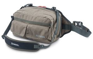 <font color=red>On Sale - Clearance</font><br>Simms Headwaters Sling Pack - Dk Elkhorn