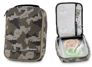 Simms Headwaters Tackle Wallet - Simms Camo