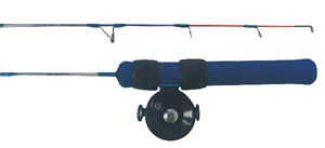 HT Ice Blue Rod/Fly Reel Combo