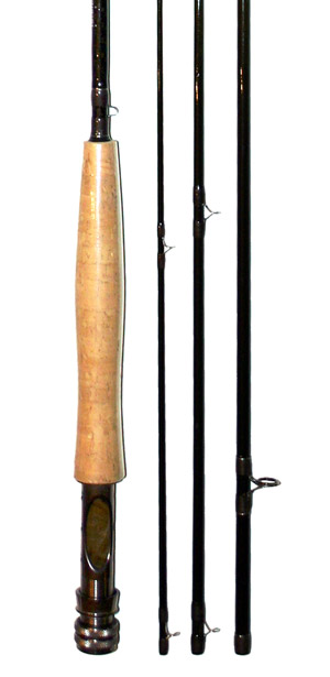 <font color=red>On Sale</font><br>Inspire Fly Rod - 9ft 4pc 4/5wt