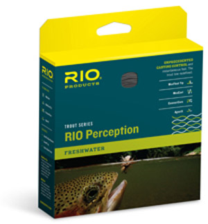 Rio Perception Fly Line - Green