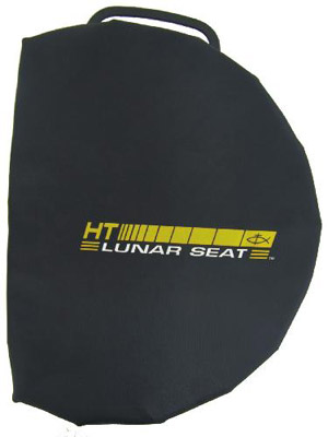 Lunar Seat - Black w/HT Logo Fits 5 & 6 Gallon Buckets