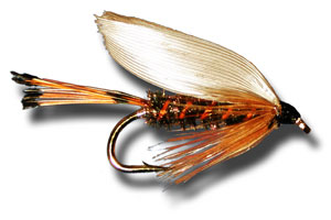 Light Caddis Wet Fly