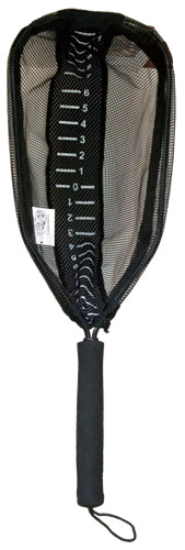 Measure Net - w/ Rubber Netting - Medium
