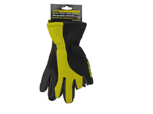 HT Neoprene Partial Half Finger Gloves