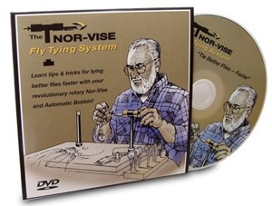 "NorVise ""Tie Better Flies Faster"" DVD"