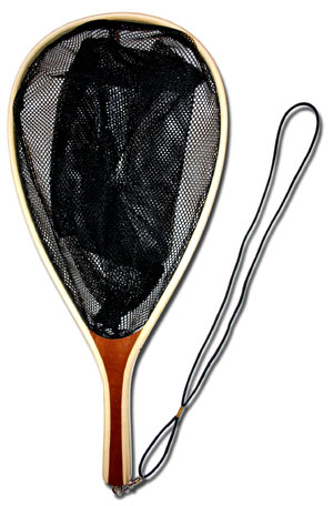 Teardrop Landing Net - Small