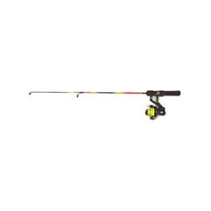 HT Polar Fire Neonz Ice Rod/Reel Combo