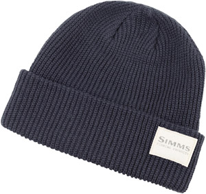 <font color=red>On Sale - Clearance</font><br>Simms Basic Beanie - Nightfall