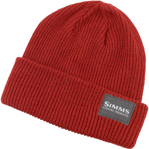 <font color=red>On Sale - Clearance</font><br>Simms Basic Beanie - Ruby